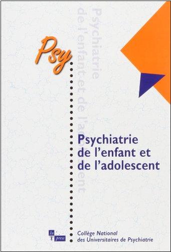 Psychiatrie de l'enfant-adolescent