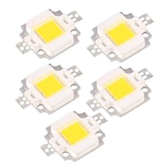 CroLED® 5 LED IC LAMPADINA BIANCO CALDO 10 WATT 3200K 800LM 9-12V