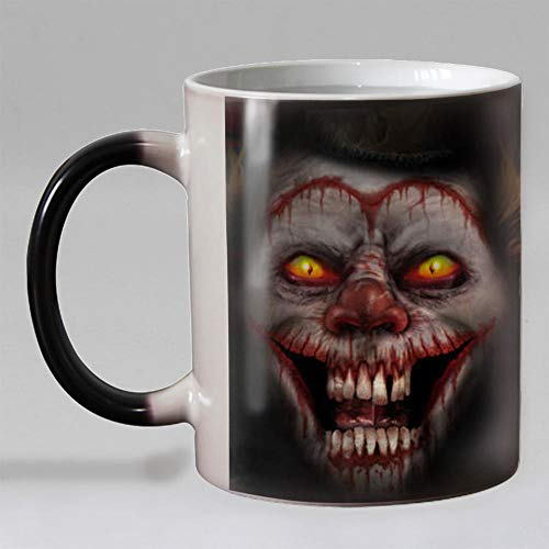 Beängstigend Joker - LWD Kaffeemagazine Halloween beängstigend Joker Heat