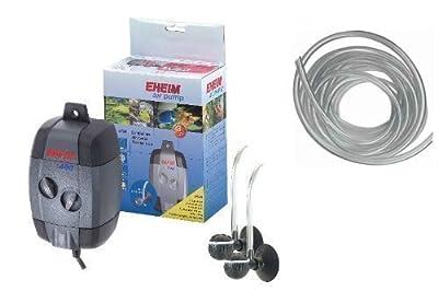 Eheim Aquarium Air Pump 400 / 3704 With Free 3 M Of Airline! Value Pack by Eheim