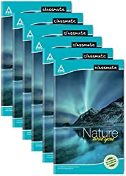 Classmate Long Notebook - Soft Cover, 120 Pages, 272x167mm, Single Line (2005035)