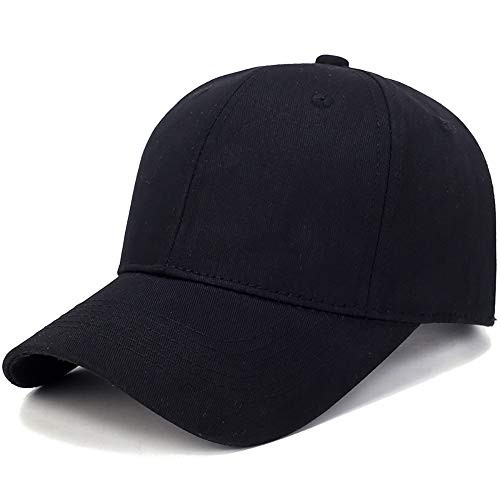 Saingace Baseball Cap, verstellbar, Unisex,für Sport wie Golf, Tennis, Joggen, 100% Baumwolle Schildmütze -