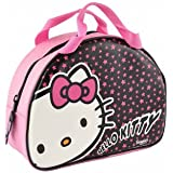 Hello Kitty Retro Monedero Bolsa de almuerzo térmica