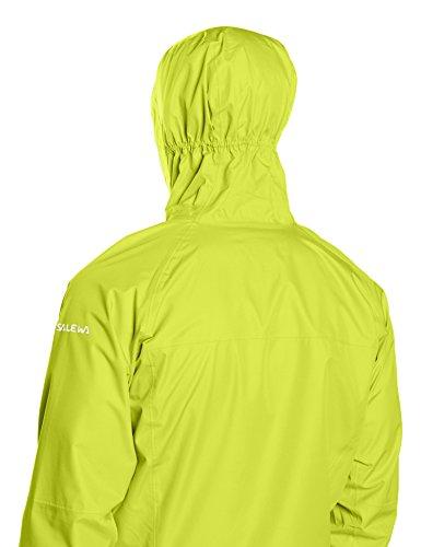SALEWA Puez Aqua 3 Ptx M Jkt, Giacca da Escursionismo Uomo Kamille Yellow