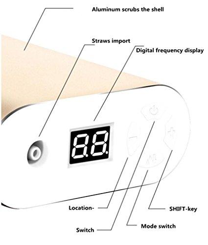 NWYJR Aspiration pompe Comfort Prolactinc gros seins USB chargeur électrique tire-lait , silver