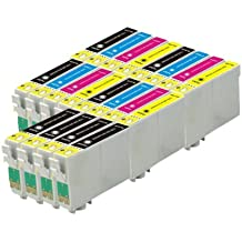 20 Compatible Ink Cartridges Epson 16XL For WorkForce Printer WF-2010W WF-2510WF WF-2520NF WF-2530WF WF-2540WF