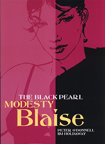 Modesty Blaise: The Black Pearl