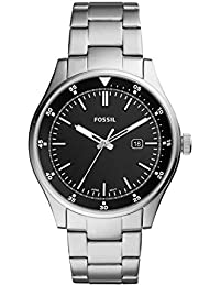 Fossil Analog Black Dial Men's Watch-FS5530
