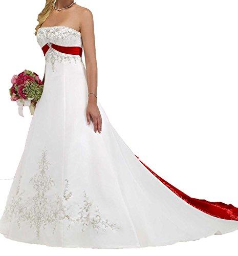 Hochzeitskleid Farbig Farbige Hochzeitskleider Rosa Rot Schwarz Weiss