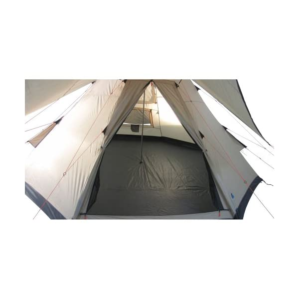 10T Outdoor Equipment Waterproof Shoshone 500 Unisex Outdoor Teepee Tent available in Beige  - 10 Persons 13