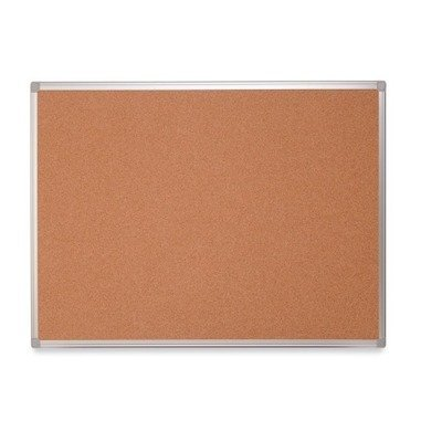 MasterVision - Cork Board, w/ Mount Hardware, 4'x3', Aluminum Frame, Sold as 1 Each, BVC CA051790 by MasterVision (Cork Board Mastervision)