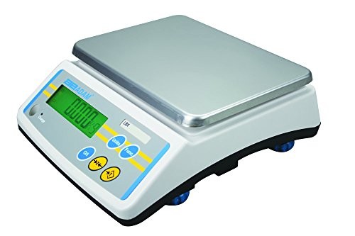 AE ADAM LBK 12 Adam Equipment Scale, 12 kg x 2 g