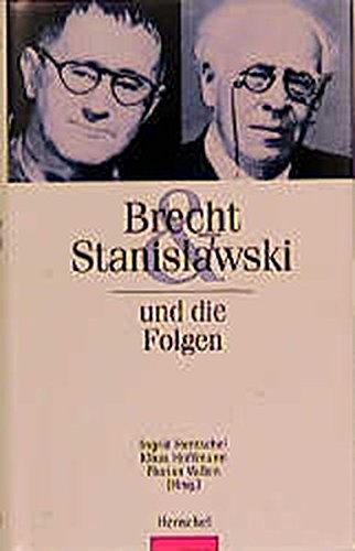 Brecht & Stanislawski und die Folgen (Vase Ingrid)