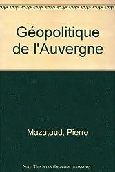 Géopolitique de l'Auvergne