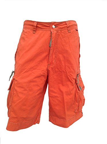 Boulder Hosen (Molecule Herren Short 45020 (L, Orange))