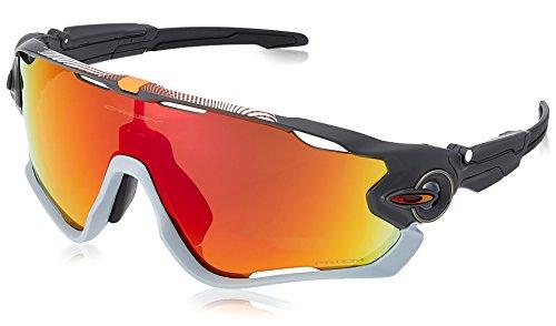 Oakley Herren Sonnenbrille Jawbreaker Grau (Gris)