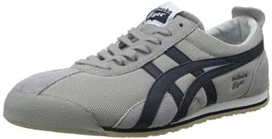 Asics - Mens Onitsuka Tiger Fencing Shoes In Grey/Navy, UK