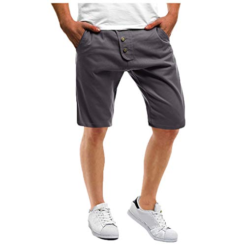 Speedo Swim Socken (Zolimx Herren Sweatshorts Sporthose Joggers Sommer Neue Taschen Strand Hose Baumwolle Multi Pocket Overalls Shorts Mode Hose)