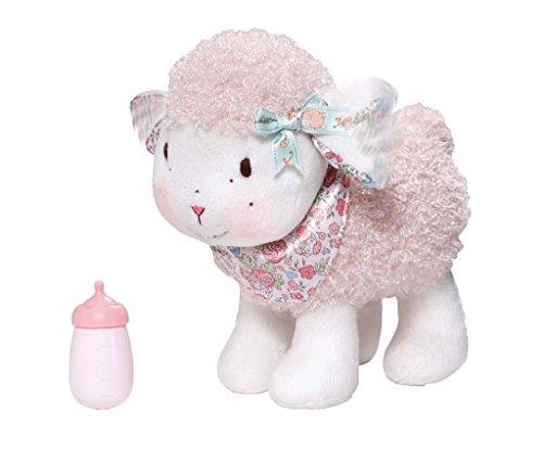 Baby Born Walking Little Lamb Rosa - Juguetes interactivos (Animal, Rosa)