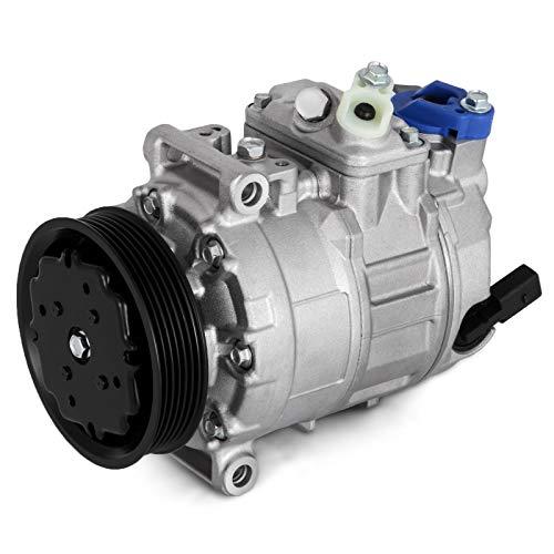Mophorn Compresor Aire Acondicionado Compresor Aire