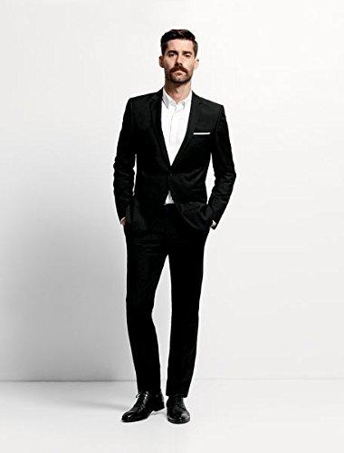 Selected One Mylo Don2 - Veste de Costume - Homme Noir (Black)