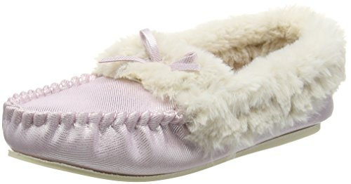 Dunlop - Amaline, Pantofole Donna Viola (viola (lilla))