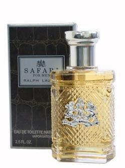 Ralph Lauren Safari for Men Aftershave Bottle 75ml