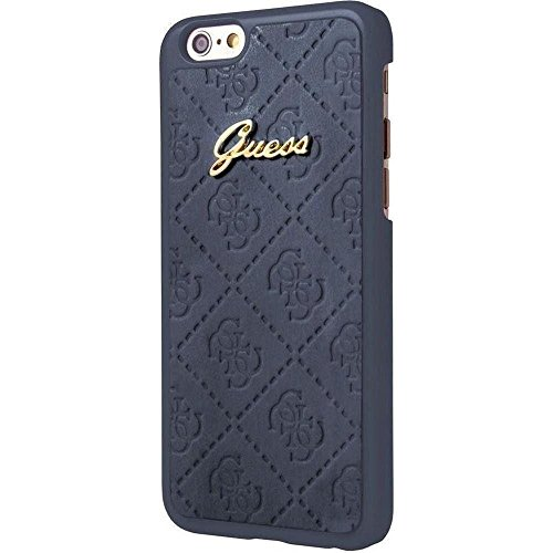 """Guess Scarlett Collection Coque pour iPhone 6/6S - 4,7"""" Rouge bleu"""