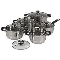 Berger - Juego de ollas de cocina (10 piezas)