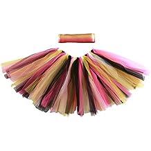 """Falda de tul """"Lena"""" para niñas - Tutú Enagua Falda de ballet - en varios colores"""