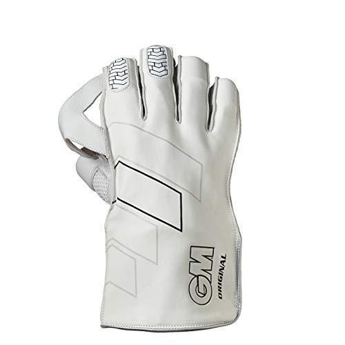 Gunn & Moore Unisex-Jugend-Handschuhe, Wicket-Handschuhe, Weiß