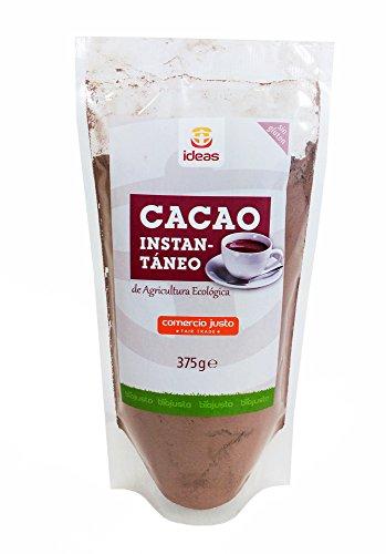 Ideas Cacao Instantáneo Bio - 375 gr
