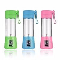 Tiru Portble Usb Electric Juicer, Blender Drink Bottle,380Ml Juicer Cup