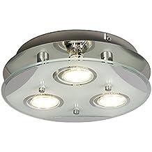 LED Deckenleuchte Deckenlampe Deckenstrahler Spots Wohnzimmer Lampe Deckenspot