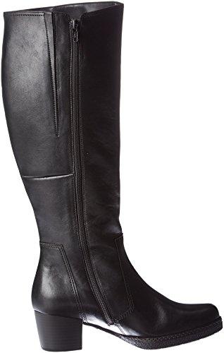 Gabor Damen Comfort Basic Stiefel Schwarz (schw. (ss / As / Mic))