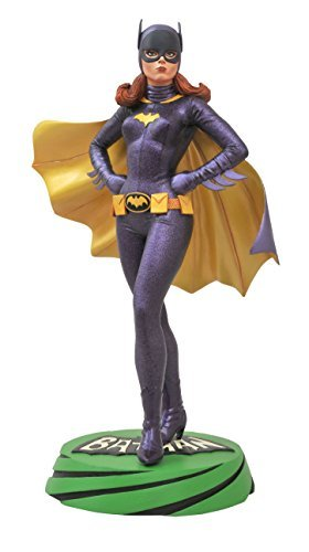 Diamond Select Toys Batman Classic 1966 TV Series Premier Collection: Batgirl Resin Statue by Diamond Select