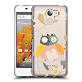 Official Turnowsky Owl Animals 2 Soft Gel Case for Wileyfox