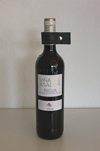 Weintropfring / Tropfring / Flaschenring FILZ Unikat *Wahlweise* grau o.braun