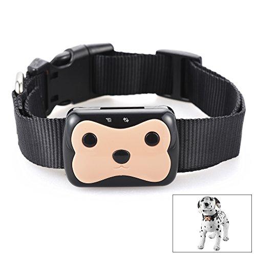 XCSOURCE® GPS perro de perro perseguidor de gato GSM en tiempo real...