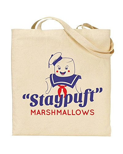 Staypuft Marshmallows Ghostbusters Tote Shopping Bag