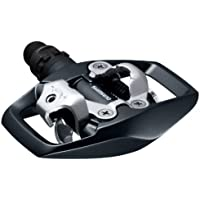 Shimano Road SPD pded500 Pedals, Multicolor, One Size