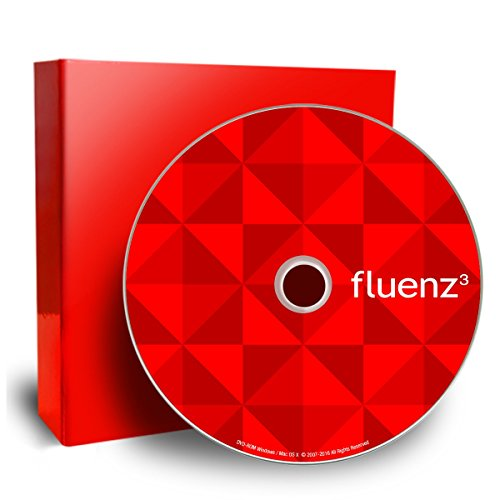 Fluenz Version F2: Spanish 1+2 (Win/Mac) with software DVDs, audio CDs, podcasts, and Navigator. Learn Spanish with the latest upgrade. Test