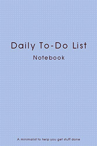 Microsoft Kostüm - Daily To-Do List Notebook A Minimalist Planner to Help You Get Stuff Done: Light Blue Cover Planner Journal Novelty Gift for your Friend,6