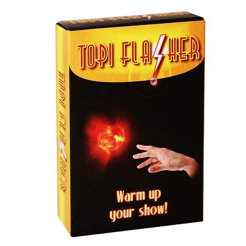 Topi flasher - magia con fuoco - giochi di prestigio e magia