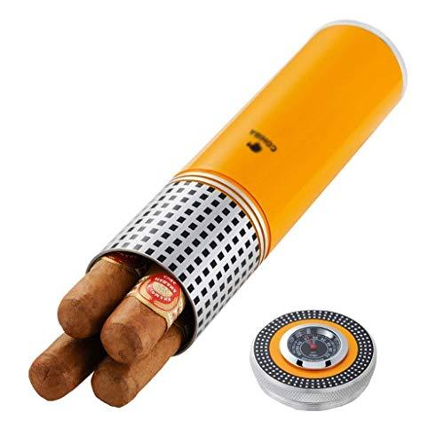 ZXL Umidificatore per sigari, Custodia per sigari ...