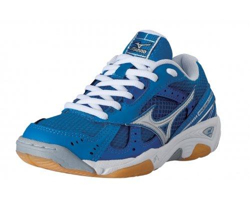 Mizuno Wave Twister 2 Junior Chaussure Sport En Salle blue