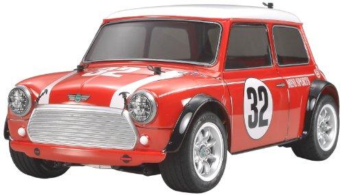 Tamiya - 300058438 - Voiture Mini Cooper Racing radiocommandée - 1:10
