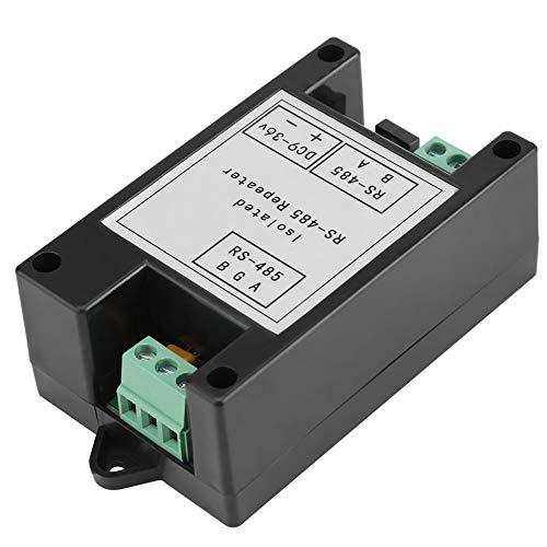 Signalverstärker, 1pc industrielles RS485 Signalverstärker-Verstärker Isolierter Entfernungs-Extender mit Überspannungsschutz und statischem Schutz, Fernübertragung