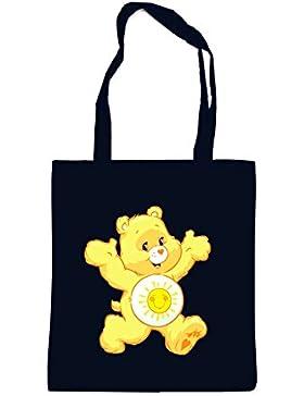 Sunny Bear Bag Black Certified Freak