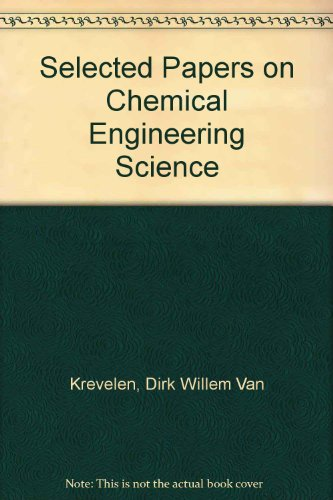 Selected Papers on Chemical Engineering Science